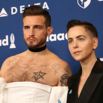 Nico Tortorella and his wife Bethany Meyers don't live together, because there are many ways to make a marriage work