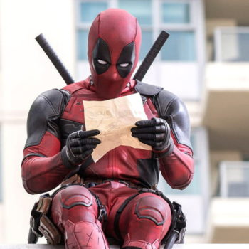 Ryan Reynolds and Deadpool can't stop trolling <em>Avengers</em>, and this is honestly getting out of hand