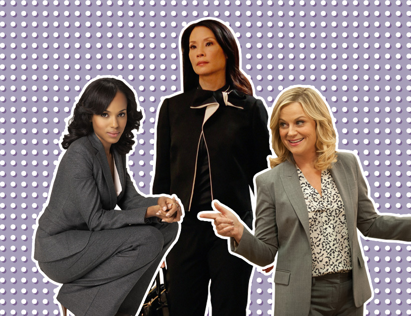 14 power suits so you can channel your inner strong female lead