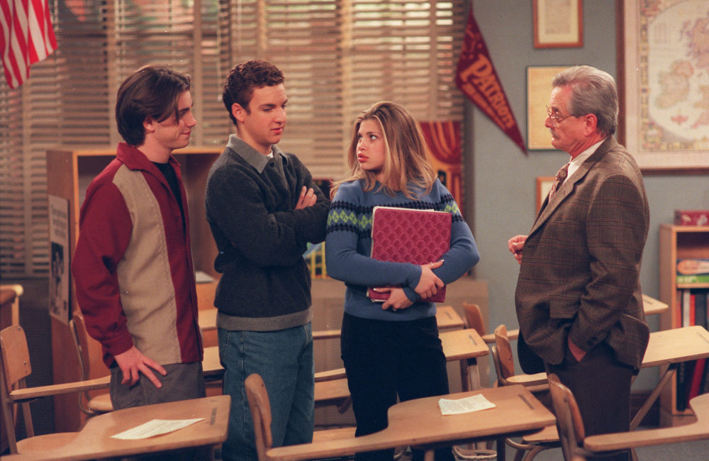 This <em>Boy Meets World</em> debate about Cory's backyard is tearing the internet apart