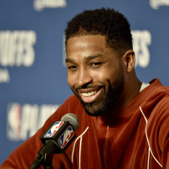 Tristan Thompson spoke about his daughter, True, and honestly his comments are kind of sexist