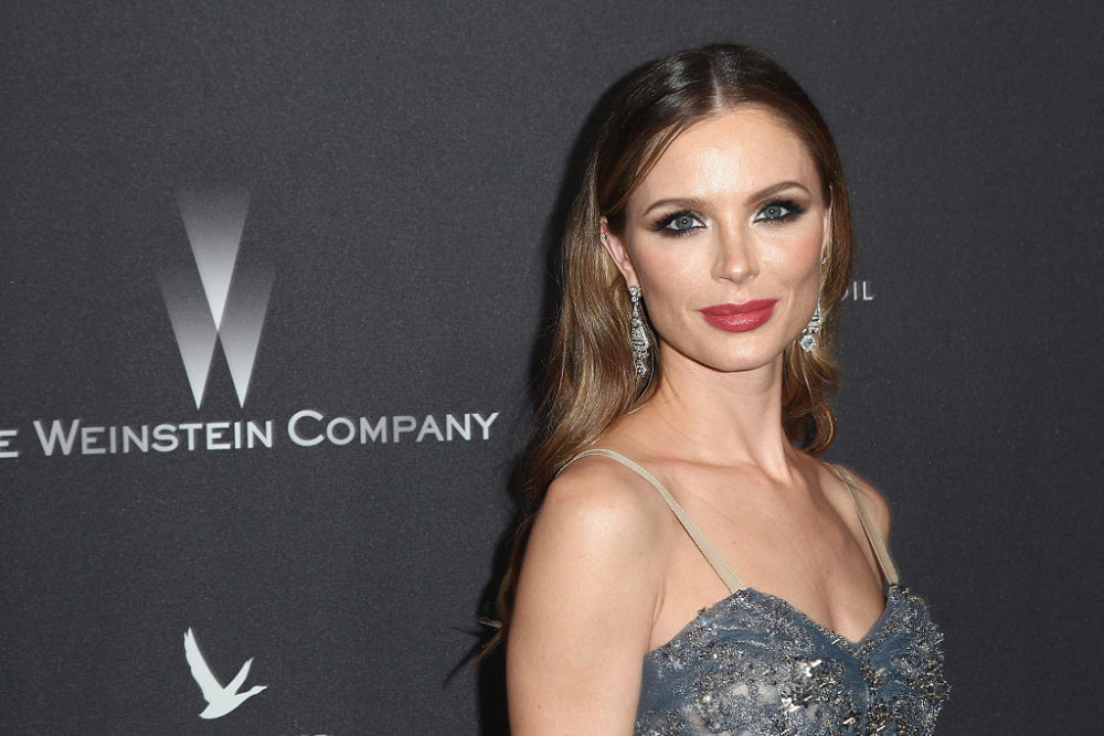 Georgina Chapman, Harvey Weinstein's wife, broke her silence on the disgraced movie mogul's sexual assault allegations