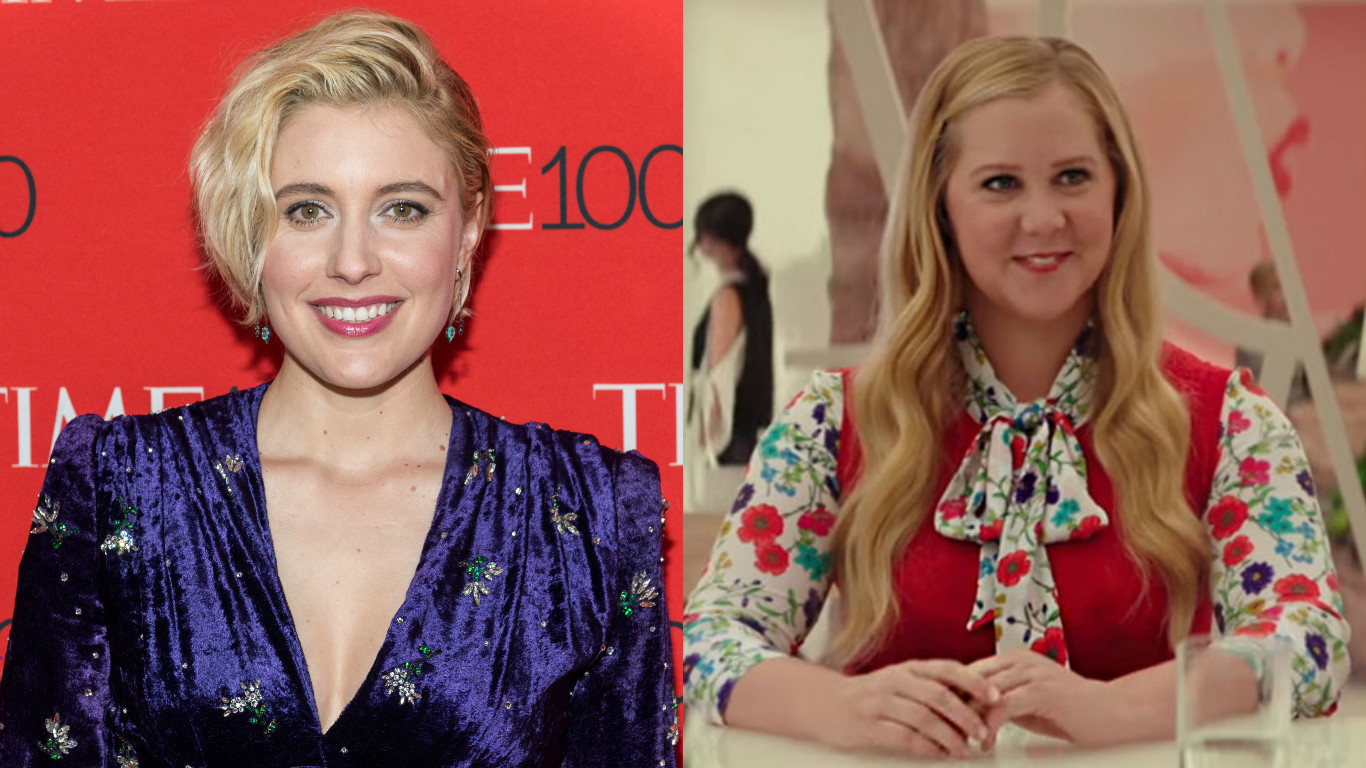 Someone live-tweeted Greta Gerwig's reaction to<em> I Feel Pretty</em>, and it's an emotional journey for everyone