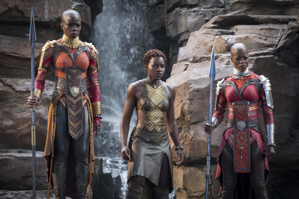 Here's the only news that matters today: Ryan Coogler would 100% make a female <em>Black Panther</em> movie