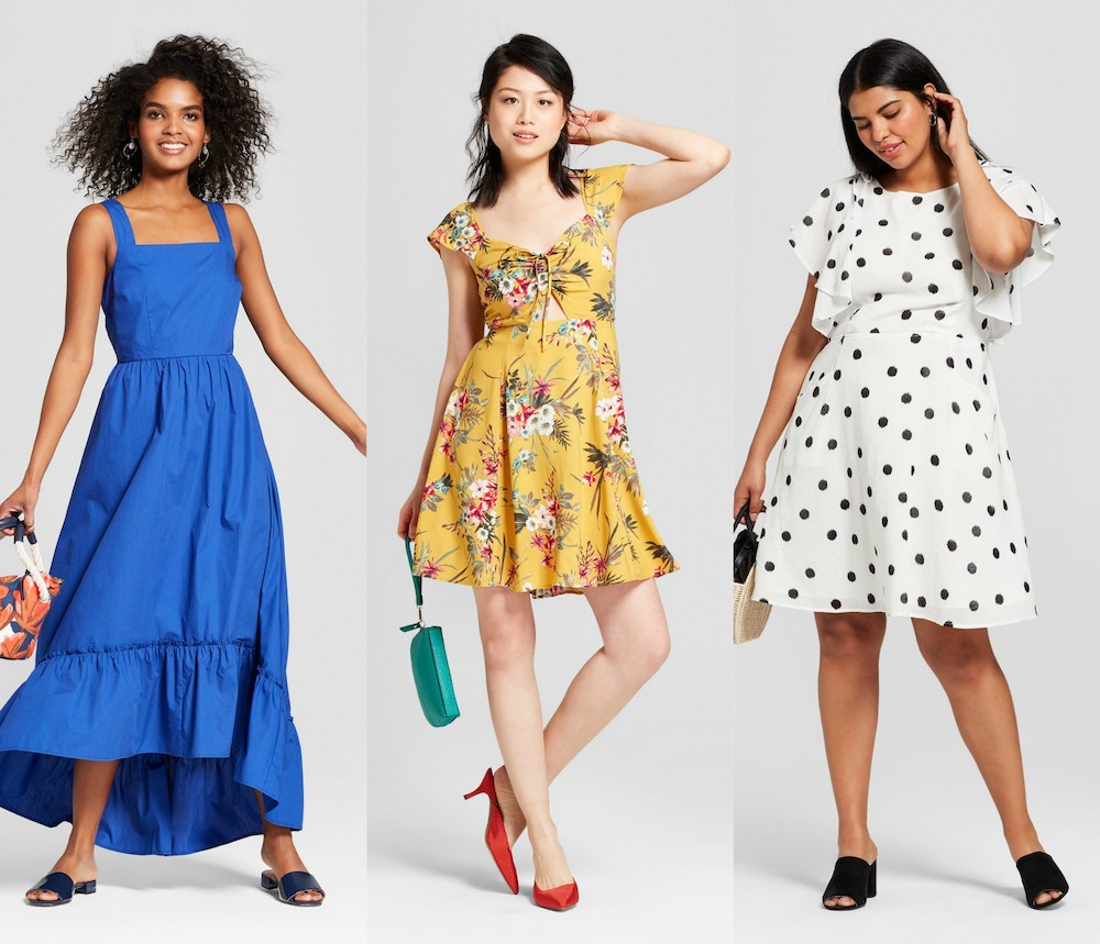 12 dresses to shop during Target's BOGO sale that will take you from brunch to date night