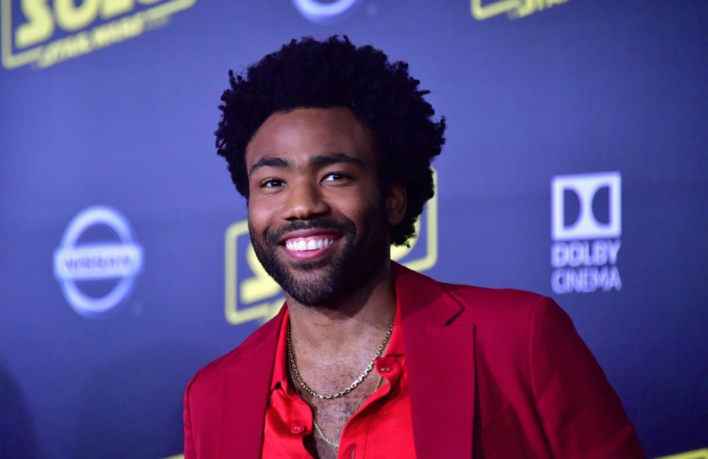 Donald Glover very politely demanded to be cast as Lando in the<em> Solo</em> movie — and it clearly worked