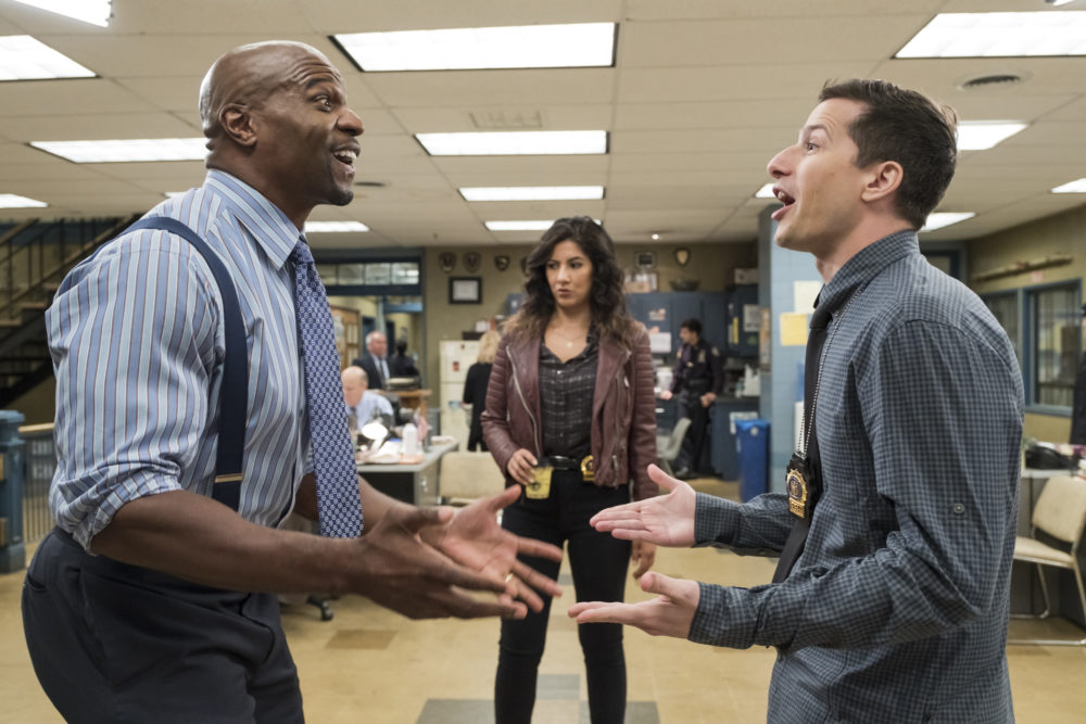 Congratulations internet, we did it — NBC has saved <em>Brooklyn Nine-Nine </em>from cancellation