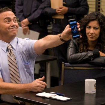 NBC saved <em>Brooklyn Nine-Nine</em> from cancellation, and Twitter is going Full Boyle