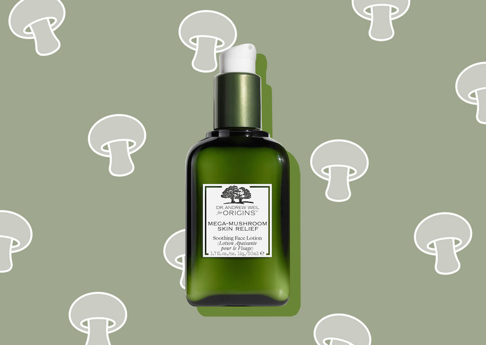 Mushrooms aren't just a pizza topping — they're actually a trendy skin care ingredient