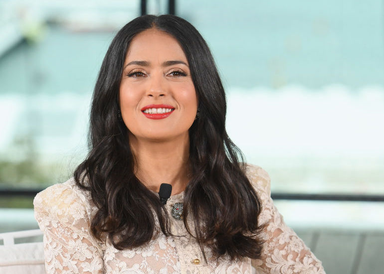 Salma Hayek says Harvey Weinstein only addresses accusations from women of color because they're easier to discredit