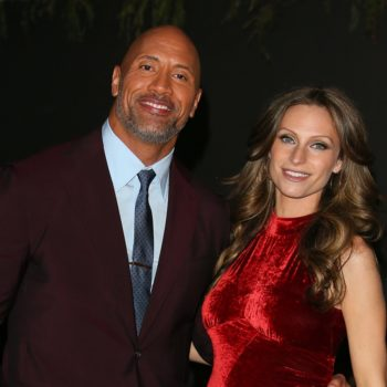 Dwayne Johnson posted an epically feminist tribute to his girlfriend on Mother's Day