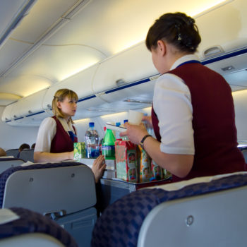 United Airlines removed this drink from its in-flight menu, and customers lost their minds