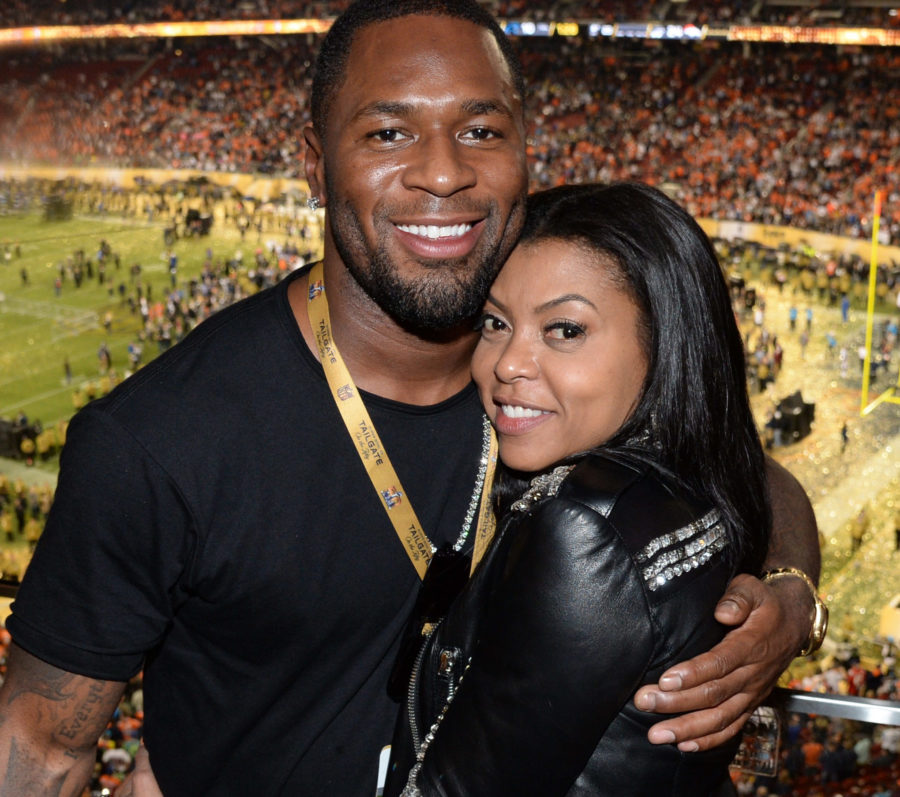 Taraji P. Henson is engaged! Here are 5 things to know about her fiancé, Kelvin Hayden