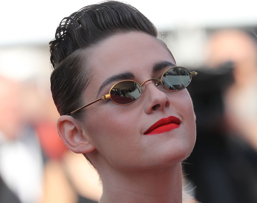 11 tiny round sunglasses inspired by Kristen Stewart's fierce Cannes lewk