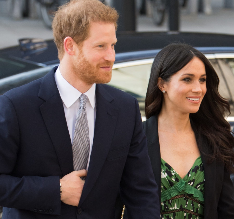 Inside the menu of Prince Harry and Meghan Markle's Windsor wedding lunch