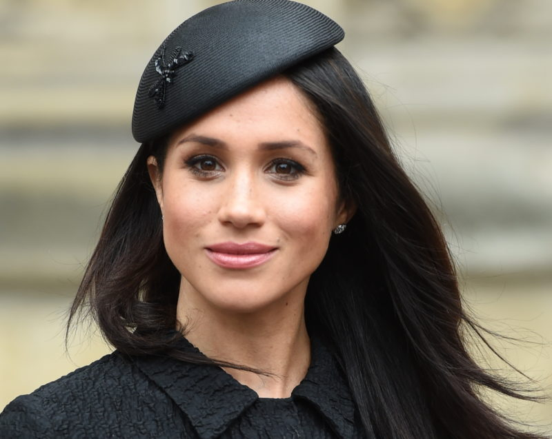 Kensington Palace just released a sad statement about Meghan Markle and her dad