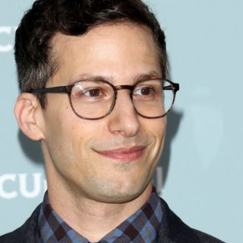 Andy Samberg wants the entire cast of <em>This Is Us</em> to guest star on <em>Brooklyn Nine-Nine</em> now that they're on the same network