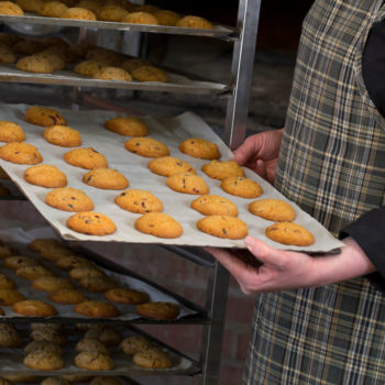 All the places you can get free cookies for National Chocolate Chip Cookie Day