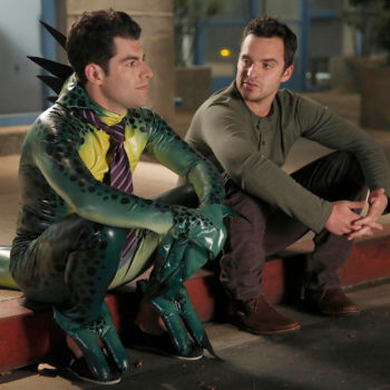 Jake Johnson once threatened to call 911 on Max Greenfield, and now we have the VIDEO