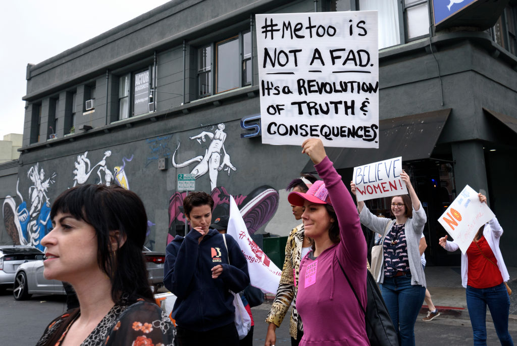 A study says employers have learned almost nothing from the #MeToo movement, and seriously, WTF?