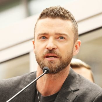 Justin Timberlake met an 88-year-old superfan, and the pic is our new everything