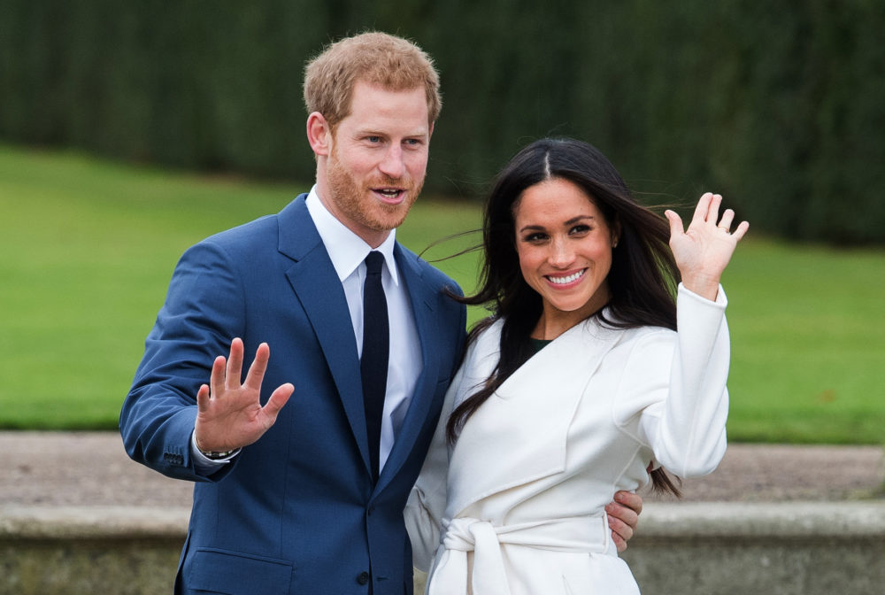 Kensington Palace announced the royal wedding party — and we didn't see this coming