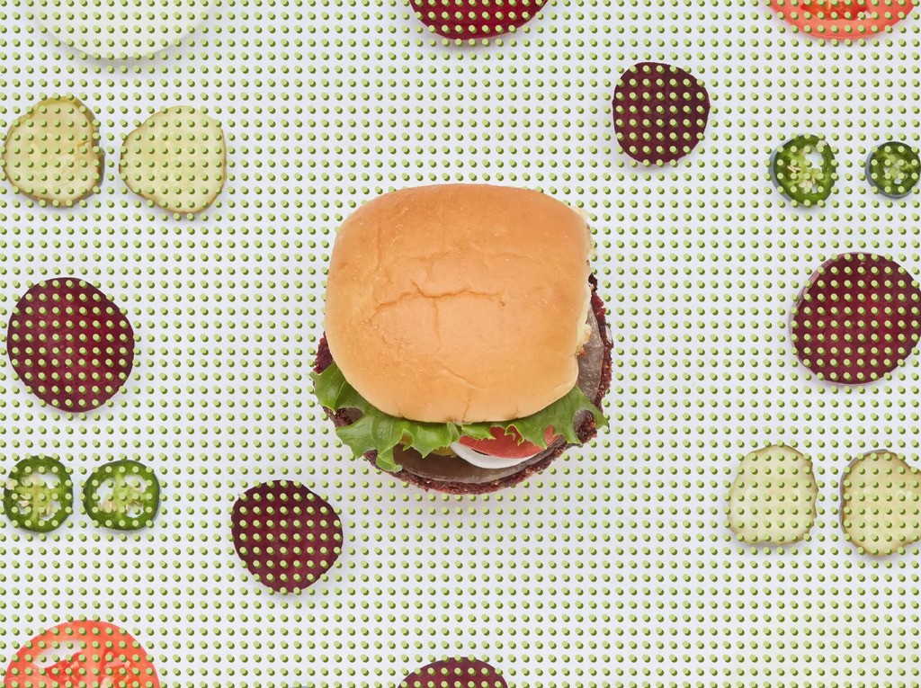 Dear Shake Shack, your veggie burger is amazing — please put it on your permanent menu