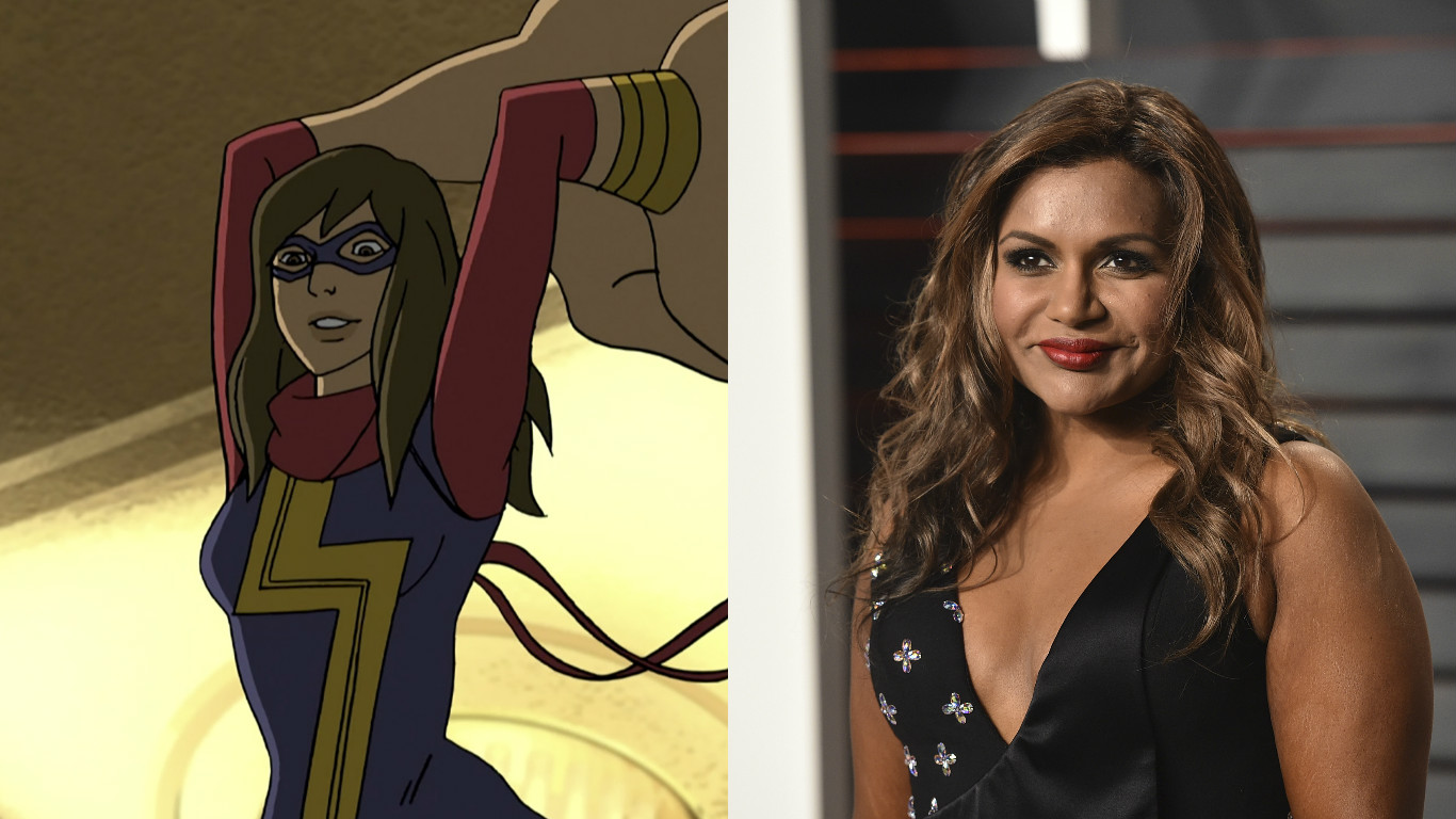 Mindy Kaling wants to write the <em>Ms. Marvel</em> movie, and has she been reading our dream journal?