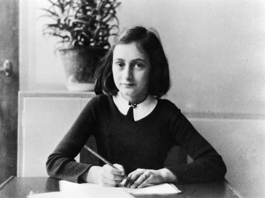 Hidden pages from Anne Frank's diary address sexuality, reminding us that she was also a typical teenager