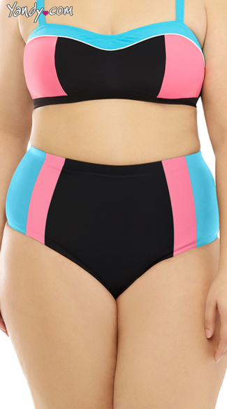 c8f520a4cc640 23 Plus Size Bathing Suits Swimwear To Buy For Summer - HelloGiggles