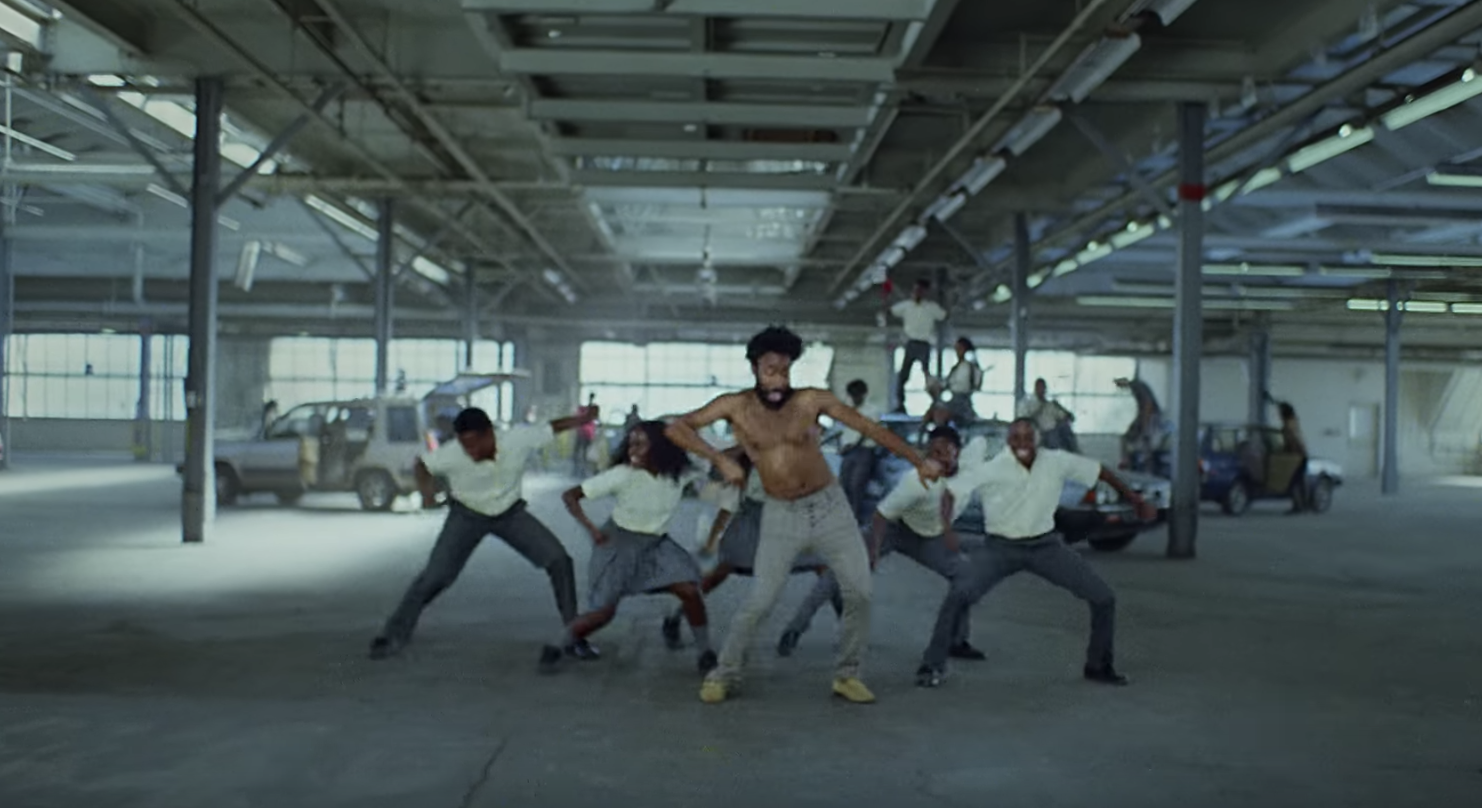 "The 23-year-old choreographer for Donald Glover's ""This is America"" explains what it's like to work on a violent video with kids"