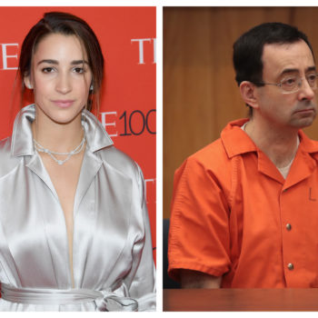 Aly Raisman and the Larry Nassar victims will be recognized for their courage in a big way
