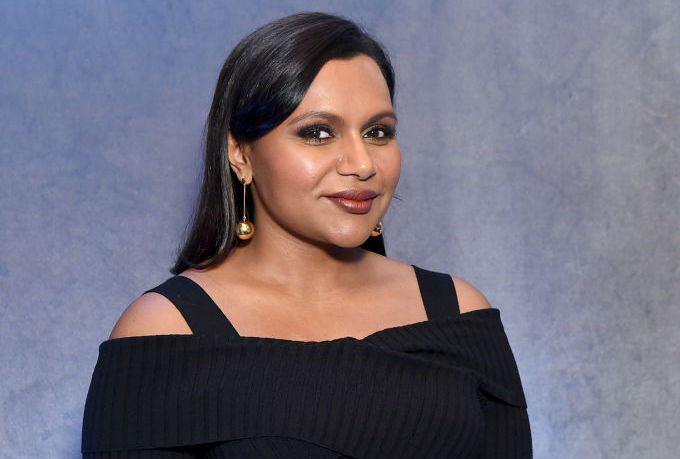 Mindy Kaling thinks she knows what her daughter Katherine's first words are going to be, and LOL
