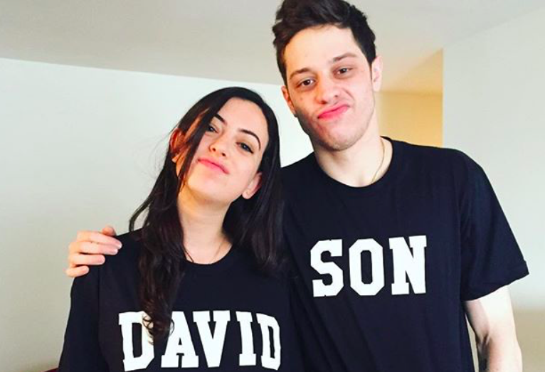 Pete Davidson confirmed his breakup with Cazzie David in a very low-key way, and honestly, we're bummed