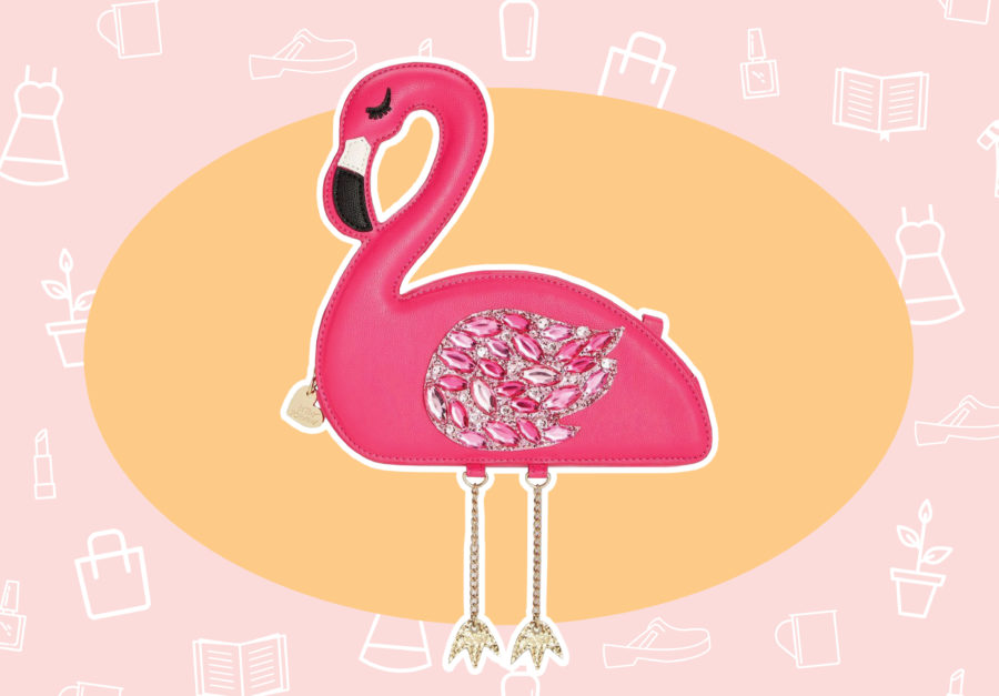 WANT/NEED: A flamingo purse (complete with tiny flamingo legs!), and more stuff you want to buy