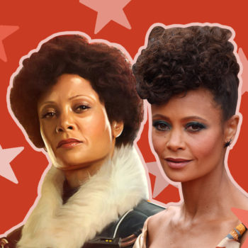 """For Thandie Newton, a strong female character """"is a regular woman"""" —and her <em>Solo</em> character is no different"""