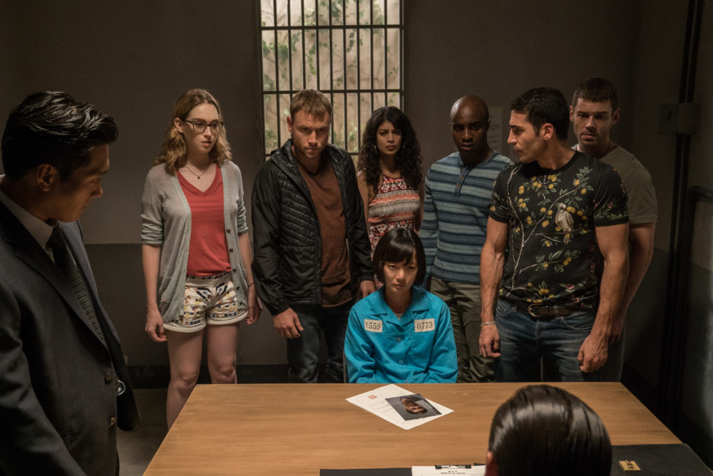 Netflix just dropped the trailer for the <em>Sense8</em> movie, and no one on the internet has any chill about it