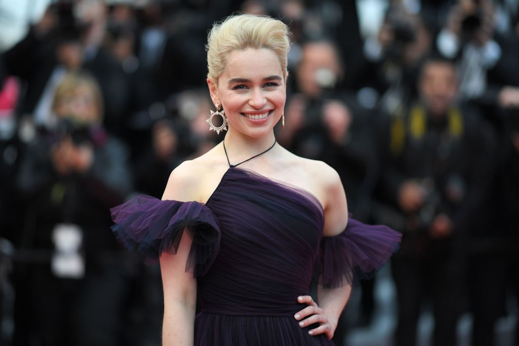 "Emilia Clarke wants everyone to stop using the term ""strong female character,"" and we totally get it"