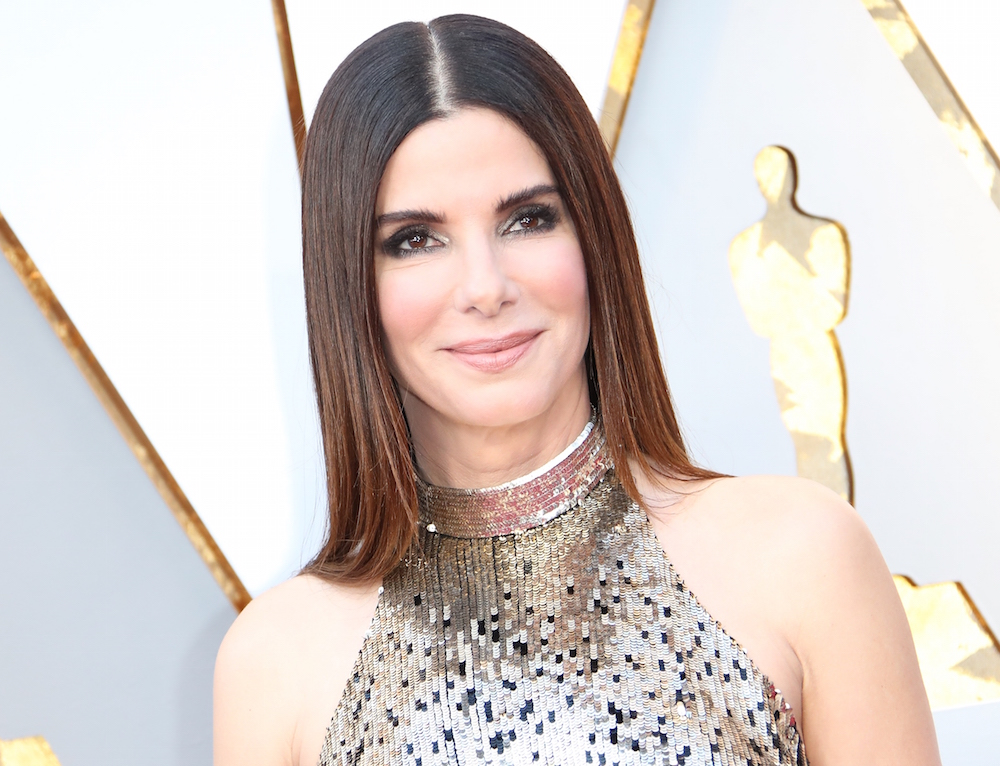 "Sandra Bullock explained why she loves getting ""penis facials"" on <em>Ellen</em>"