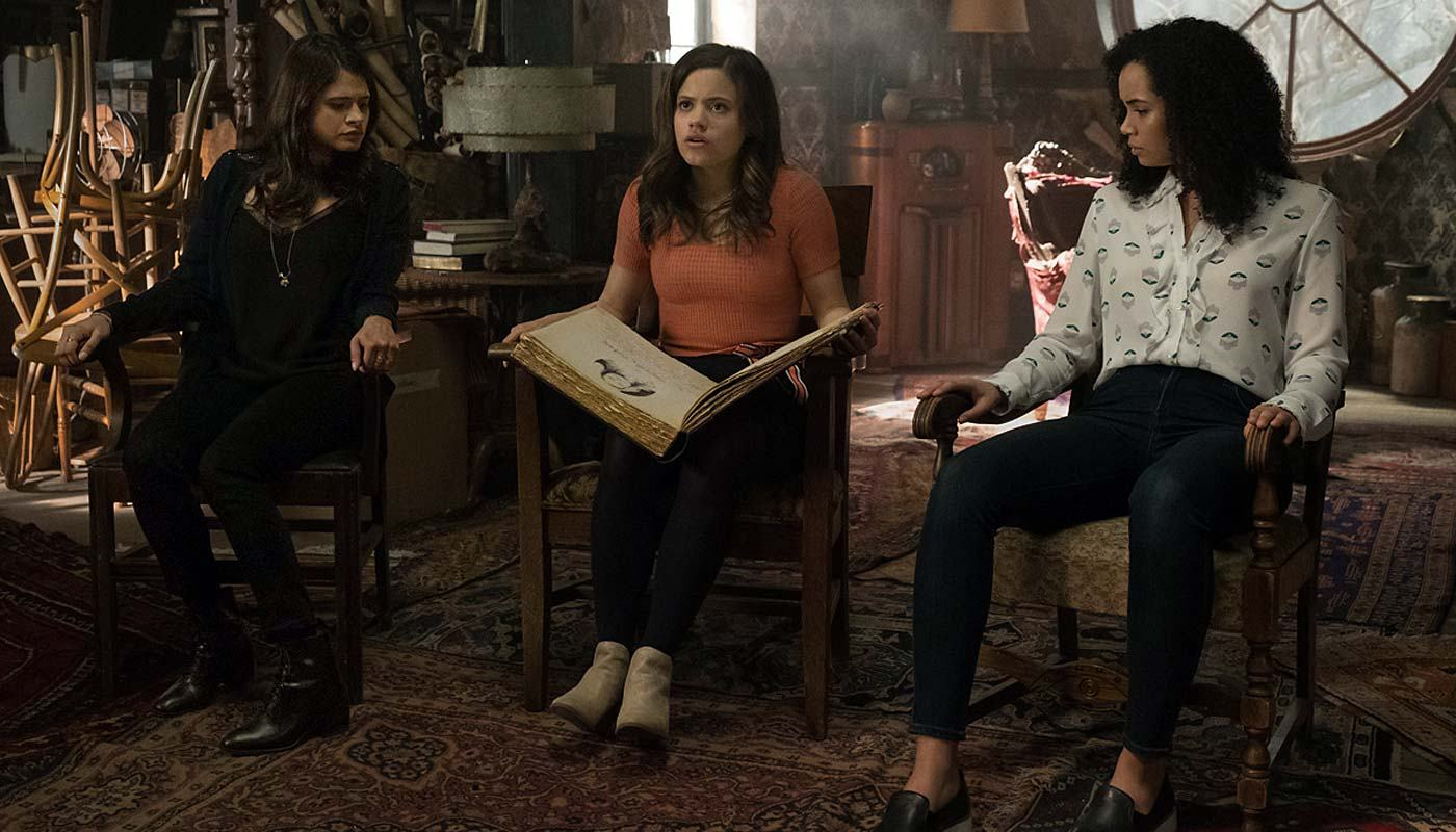 The power of three will set you free — and so will the new<em> Charmed</em> trailer