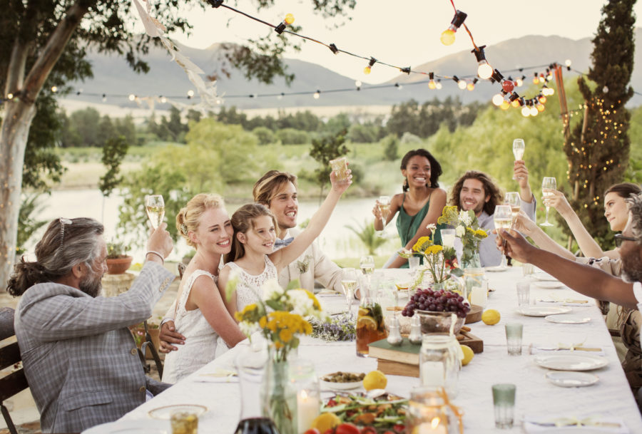 Planning a wedding in your parents' backyard? Here's what you need to know