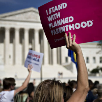 Trump is expected to defund Planned Parenthood today, and here's what you need to know about the Title X program