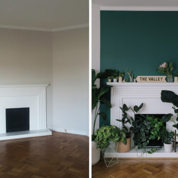 Apartment 34's Erin Hiemstra shows us the power of a fresh coat of paint in your home