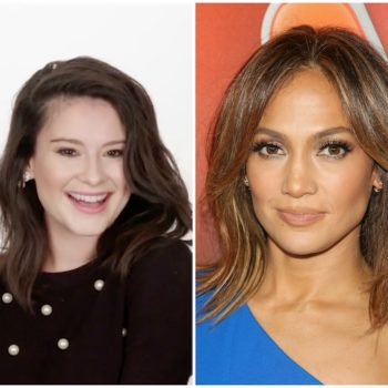 My mom surprised me with a J.Lo hair makeover, and here's how you can easily recreate it