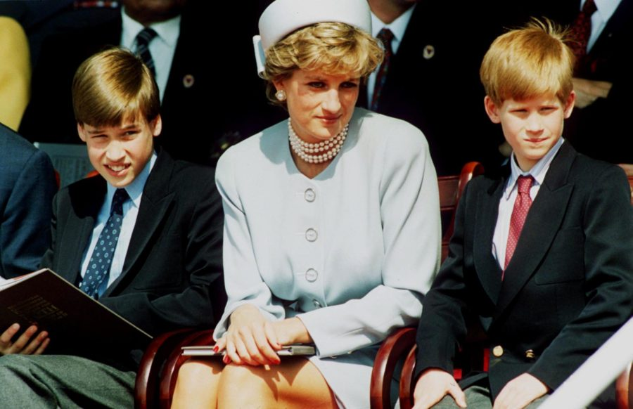 Princess Diana got Prince William a boob cake for his 13th birthday, and this is iconic