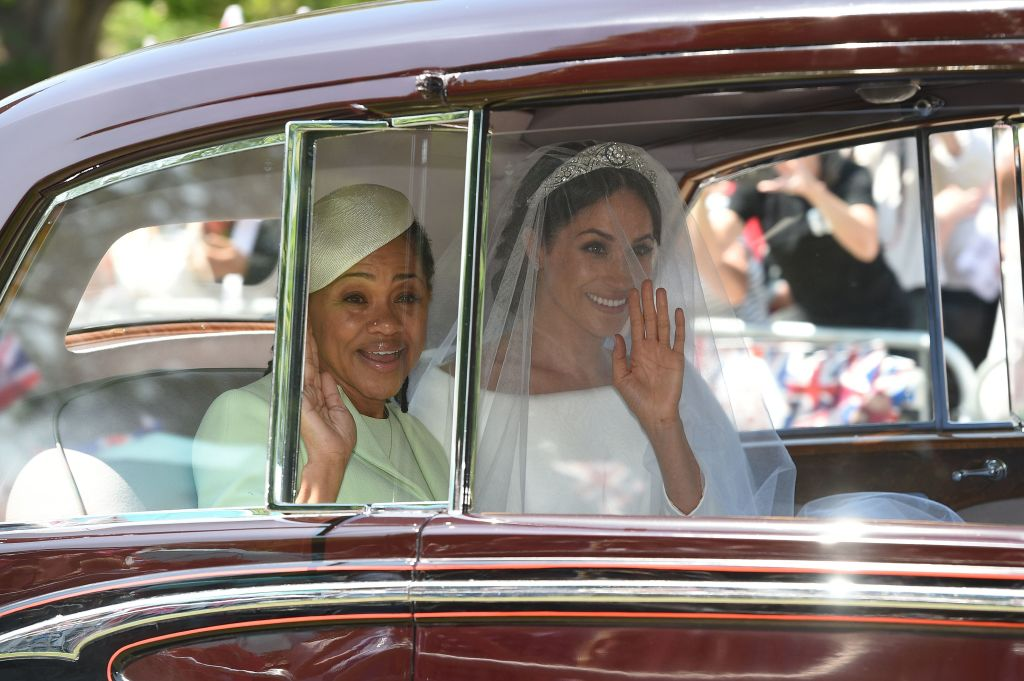 Wedding of Prince Harry and Meghan Markle Picture-of-meghan-markle-wedding-dress-car-photo