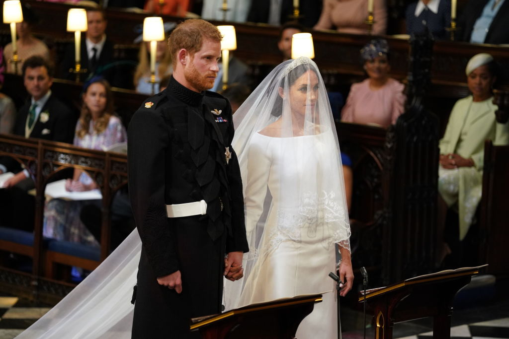 See Meghan Markle's Wedding Dress From The Royal Wedding