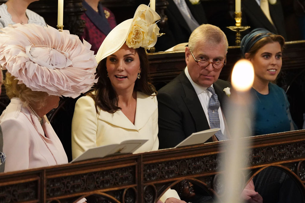 Kate Middleton re-wore an old dress to Prince Harry and Meghan Markle's royal wedding — but there's a sweet reason behind it