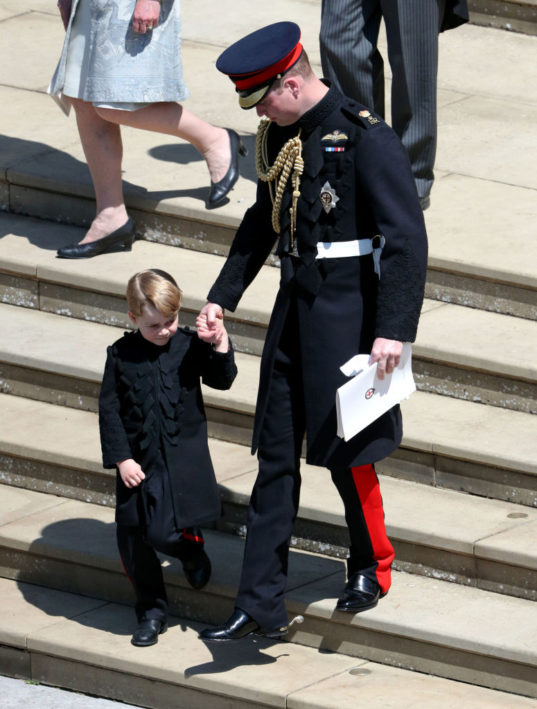 Prince George and Princess Charlotte Stole The Show At ...