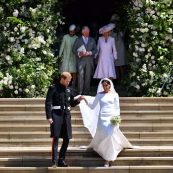 All of the royal wedding pictures that you need to see because your invite got lost in the mail